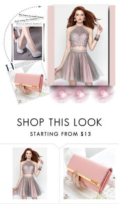 """Bez naslova #72"" by fashion-with-lela ❤ liked on Polyvore featuring Rinka Doll and Anran"