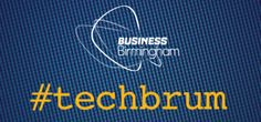 #techbrum Ad and Twitter campaign