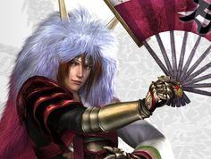 Mitsunari Ishida from Samurai Warriors 3