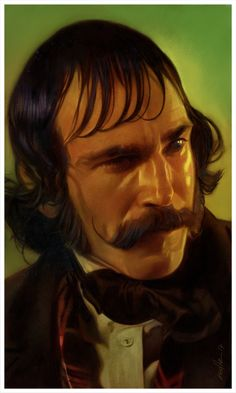Daniel Day-Lewis as William Cutting