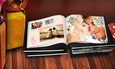 I am always looking for a great deal for photo books. I do all my scrapbooks in the digital format and getting them printed can be pricey. This is a deal for me!! Printerpix – Online Deal $9 for Personalized Leather-Bound Photo Book (49.99 value)
