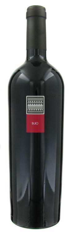 Buio: Red wine D.O.C. - Cantina Mesa - Sardinian wine. Grapes: 100% Carignano del Sulcis   - Italy