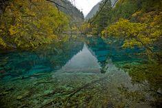 Blue Bottom Lake, UNESCO site