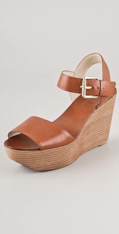 Xaria Wedge Sandals