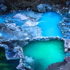 Utah's Diamond Fork Hot Springs. You have a 2 mile hike to get there, but th… Utah's Diamond Fork Hot Springs. You have a 2 mile hike to get there, but the hike is said to be beautiful! Utah Vacation, Vacation Destinations, Dream Vacations, Vacation Spots, Oh The Places You'll Go, Places To Travel, Places To Visit, Nationalparks Usa, Utah Adventures