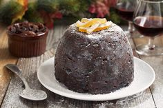 Christmas Figgy Pudding | Figgy Pudding Recipe and Ideas For Christmas Dinner | A Delightful Traditional Homemade Recipe To Complete Your Holiday by Pioneer Settler at http://pioneersettler.com/figgy-pudding-recipe-ideas/