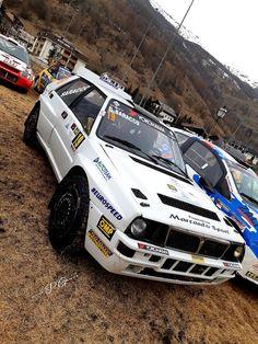 Lancia Delta HF Integrale.. ( ice) Lancia Delta, Ice, Sports, Hs Sports, Sport, Ice Cream