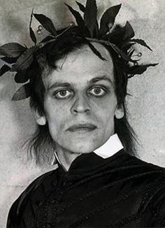 German actor Klaus Kinski_