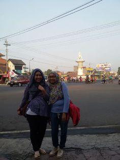 Simpang Lima Wates Yogyakarta