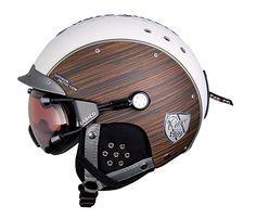 Ski Gear: Whole-Grain Goodness  CASCO SP-3 Edelholz Ski Helmet 2012