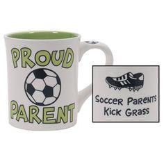 Soccer Parent Mug - $13.99
