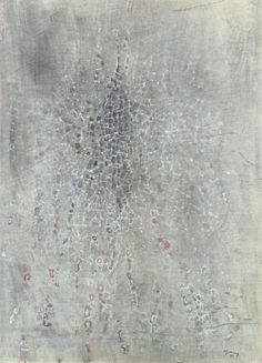 MARK TOBEY http://www.widewalls.ch/artist/mark-tobey/  #abstractexpressionism