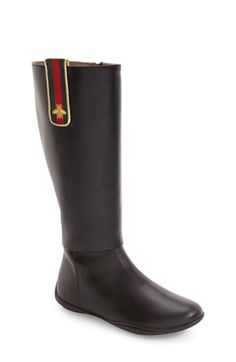 Gucci Gucci Camille Junior Boot (Toddler & Little Kid) available at #Nordstrom