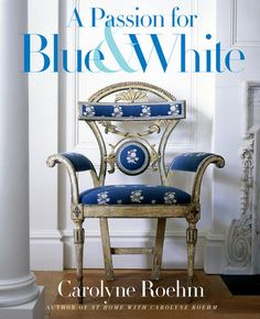 Interior Design Books, Book Design, White House Interior, Best Coffee Table Books, Table Top Design, Living Room Photos, Enchanted Home, White Books, Blue And White China