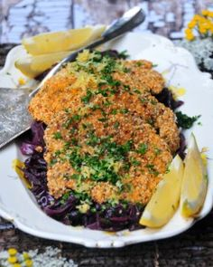 Hemp Seed Chicken Schnitzel Recipe