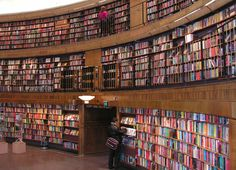 Stockholms bibliotek