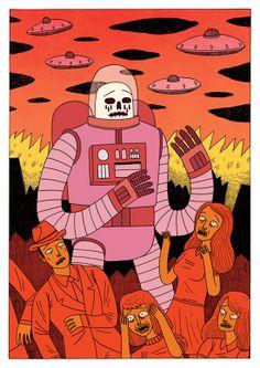 Jack Teagle Illustration