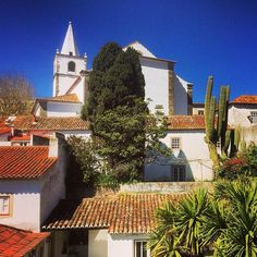 Day trip to Óbidos / #Portugal / #architecture #history #beauty #culture #walledcity