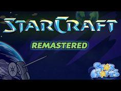 StarCraft Remastered Teaser Cartoon #games #Starcraft #Starcraft2 #SC2 #gamingnews #blizzard