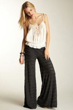 crochet pants outfits - Google Search
