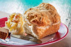 Recipe: Salted honey butter || Photo: Tony Cenicola/The New York Times