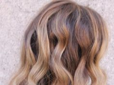 No typos here—this is a combination of blonde and bronze, explains Nick Stenson, a celebrity stylist... - Courtesy of Matrix
