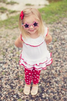 4th of July with Carsyn- Blog Exclusive! » Kari Elizabeth Photography