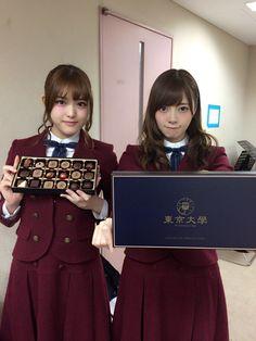 乃木坂46 松村沙友理 白石麻衣 Nogizaka46 Matsumura Sayuri Shiraishi Mai