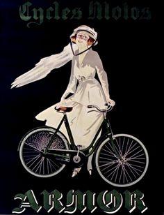 bike. Cycles Motorcycle Armor, 1912.