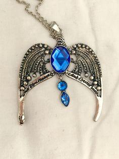 Harry Potter Rowena Ravenclaw Horcrux Inspired Pendant