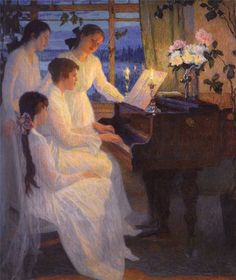 Symphony -Nikolaï Petrovich Bogdanov-Belsky
