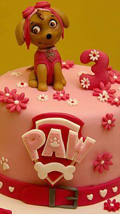 Cake 4U2 Take | Skye Paw Patrol 2
