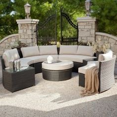 Apply The Faceal Oleo HD On Patio Around Your Firepit And