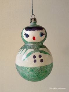Mrs. Snowman No2