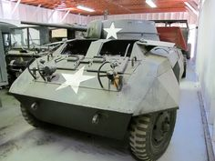 The M8 Light Armored Car was a 6x6 armored car produced by the Ford Motor Company during World War II. It was used by the U.S. and British troops in Europe and the Far East until the end of the war.The vehicle was widely exported and as of 2006 still remains in service with some third world countries...