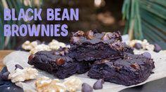 Black Bean Brownies [VEGAN]