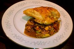 Roast Chicken Breasts with Mushrooms and Artichoke Hearts recipe on Food52