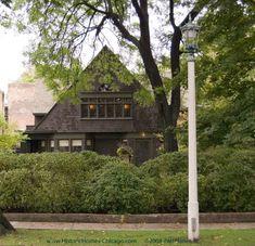 Frank Lloyd Wright Home & Studio in Oak Park, IL