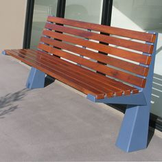 Urban bench seat from Urban Fountains & Furniture