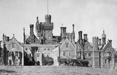 english manors and mansions that have been demolished - Google Search