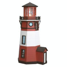 Save $14.00 on Dollhouse Miniature 1/24 Scale New England Lighthouse; only $118.00