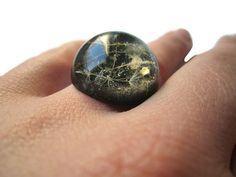 Real dandelion ring Dandelion seeds ring dandelion by Dandelion Seeds, Black Gold, Resin, Rings For Men, Trending Outfits, Heart, Unique Jewelry, Handmade Gifts, Etsy