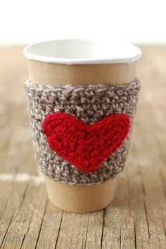 Heart cozy.