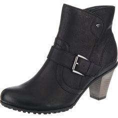 #TOM TAILOR Damen Stiefeletten schwarz         #Modeonlinemarkt.de