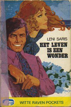 Leni Saris - het leven is een wonder - paperback cover