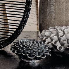 Flower Deco Un Black