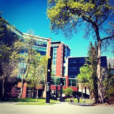 Engineering Teaching & Learning Complex - University of Alberta in Edmonton, Alberta, Canada