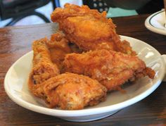New Orleans Dining: Willie Mae's Scotch House | Off The Broiler