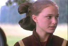 Fanpop Poll Results: Which hairstyle is your favourite? - Read the results on this poll and other Padmé Naberrie Amidala Skywalker polls Easy Hairstyles For Long Hair, Short Hairstyles For Women, Up Hairstyles, Medium Hairstyles, Hairdos, Medium Hair Styles For Women, Short Hair Styles, Padme Costume, Star Wars Padme
