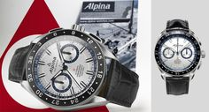 "Alpiner 4 Chronograph ""Race for Water"" Limited Edition von Alpina 